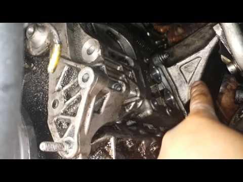 BMW 750Li E66 N62 Oil Cooler Thermostat Leak