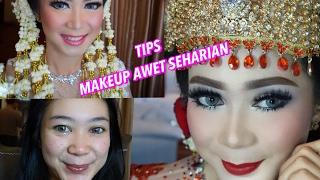 Tutorial Makeup Pengantin Awet dan Tahan Lama  Cara Pasang Blush On Panas Dingin by ARI IZAM