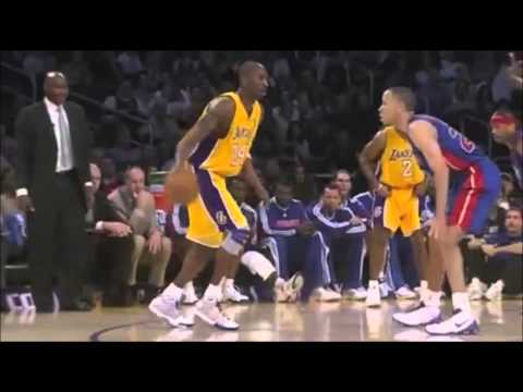 Kobe Bryant Sickest Ankle Breakers