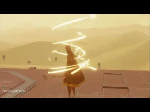 Journey - Start Game Gameplay [HD]