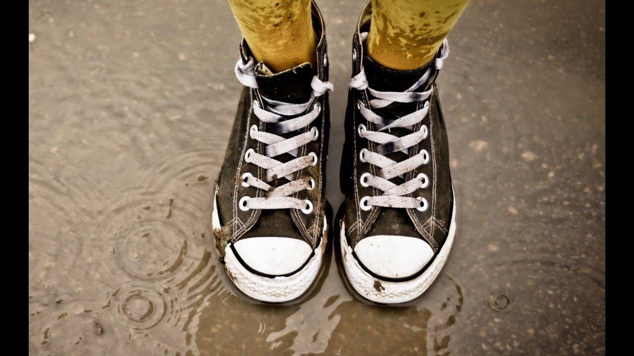 Как сделать кожаную обувь непромокаемой