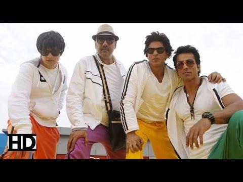 Shah Rukh Khan Sonu Sood Boman Irani exclusive on Happy New Year Part 3