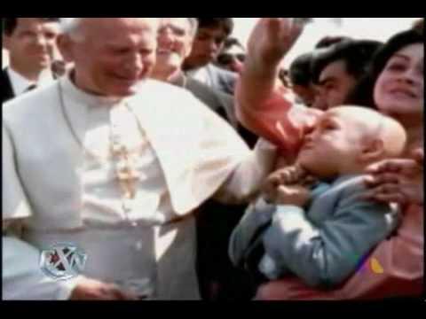 Extranormal, El Papa Juan Pablo II