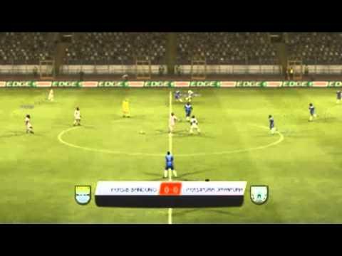 PES 2013 ISL PERSIB VS PERSIPURA JAYAPURA - YouTube