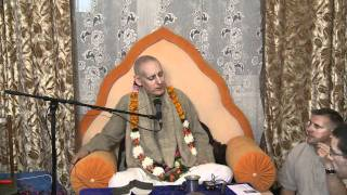 2011.10.15. BG 3.2 Lecture HG Sankarshan Das Adhikari - Kaliningrad, Russia