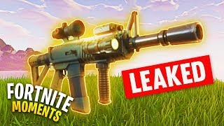 *NEW* LEGENDARY TACTICAL AR COMING TO FORTNITE!   Fortnite Daily Funny and WTF Moments Ep. 123