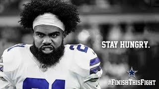 Stay Hungry #FinishThisFight | Dallas Cowboys 2018