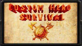 Warcraft 3 - Custom Hero Survival