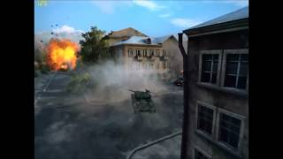 IS-6 Single Shot 1005 Damage - #WorldOfTanks