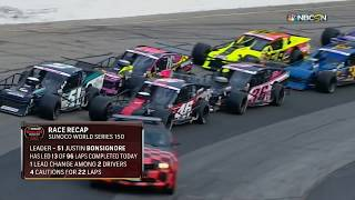 NASCAR Whelen Modified Tour 2018. Thompson Speedway Motorsports Park (4). Full Race