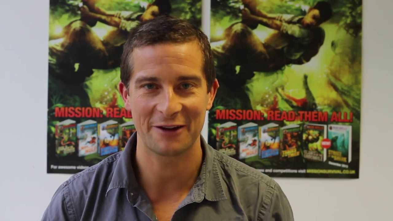 Bear grylls mission survival tv series