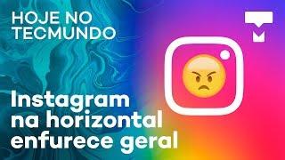 Motorola P-40, Instagram na horizontal, perguntas respondidas e mais - Hoje no TecMundo