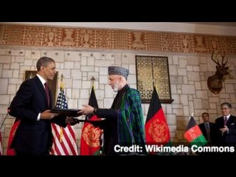 Afghan President Says CIA Paid Him Millions