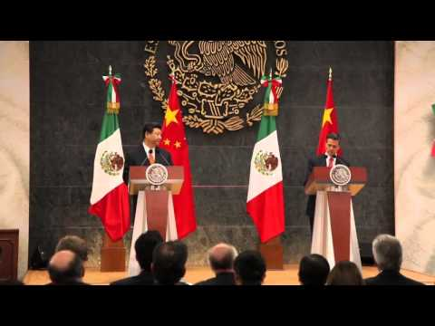 A Tale of Two Economies: China and Mexico