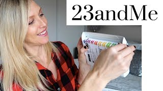 23andME DNA TEST KIT HOW TO DO IT!