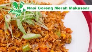 Nasi Goreng Merah Makassar | Resep #322