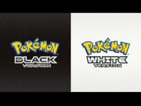 Pokemon Black &amp; White Music: Driftveil City Music