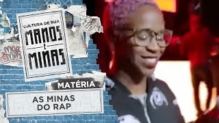 Matéria: As Minas do Rap