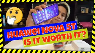 Huawei nova 5T: Mid-range Smart phone | Full Review Must watch before you buy!