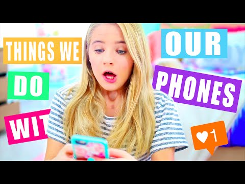 Things Everyone Secretly Does With Their Phone!