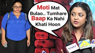 Tanushree Dutta Angry Reaction On Trollers For Calling Her Fat