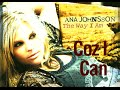 Coz I can - An Johnsson