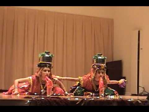 Rajasthani Dance Ghumar video