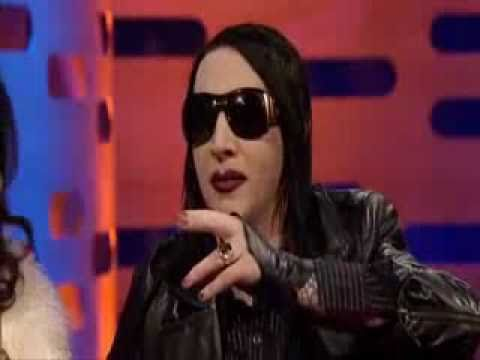Marilyn Manson On The Graham Norton Show 2007 Part Two