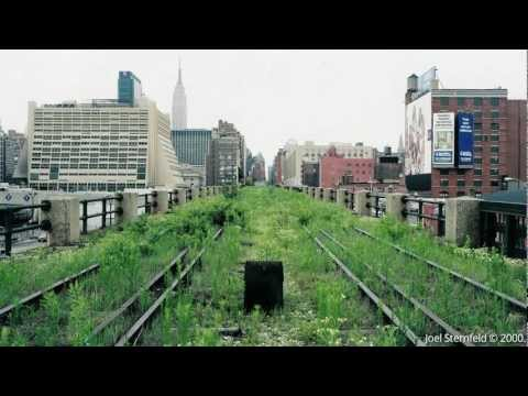 Street View strolls down the High Line Park