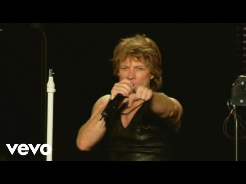 Bon Jovi - No Apologies