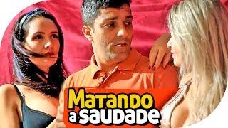 MATANDO A SAUDADE - PIADA DE CAMINHONEIRO - PARAFUSO SOLTO
