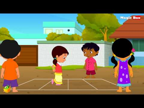 Yenugamma Yenugu - Telugu Nursery Rhymes - Cartoon And Animated Rhymes For Kids video