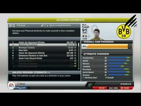 Fifa 13 Virtual Pro Accomplishments Trick