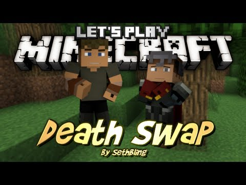 Minecraft - Deathswap with Logdotzip Review Thumbnail
