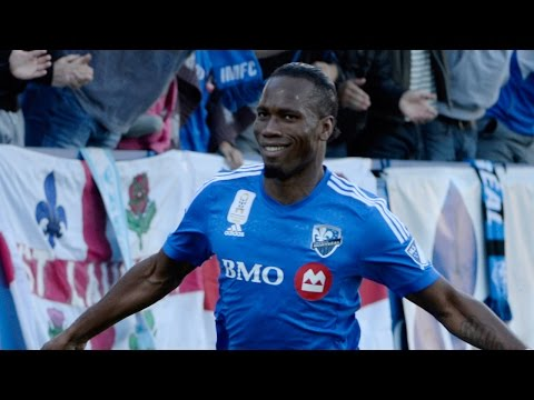 Didier Drogba Goals & Skills for Montreal Impact