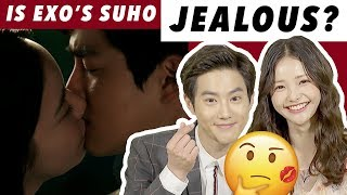 Is Exo's Suho Jealous? | Rich Man, Poor Woman Interview