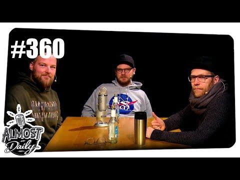 Schmerzen, Erziehung, Social-Screening | Almost Daily #360 mit Etienne, Nils & Ben