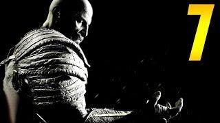 """GOD OF WAR 4 - Part 7 """"THE LIGHT OF ALFHEIM"""" (Gameplay/Walkthrough)"""