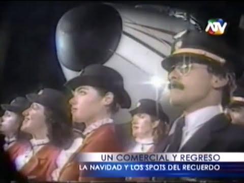 Comerciales del Recuerdo en Perú (Años 80)