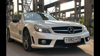 Владелец про: Mercedes-Benz SL63 AMG R230 - Test Review Технолог