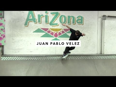 Juan Pablo Velez and Friends Ripping the TWS Park