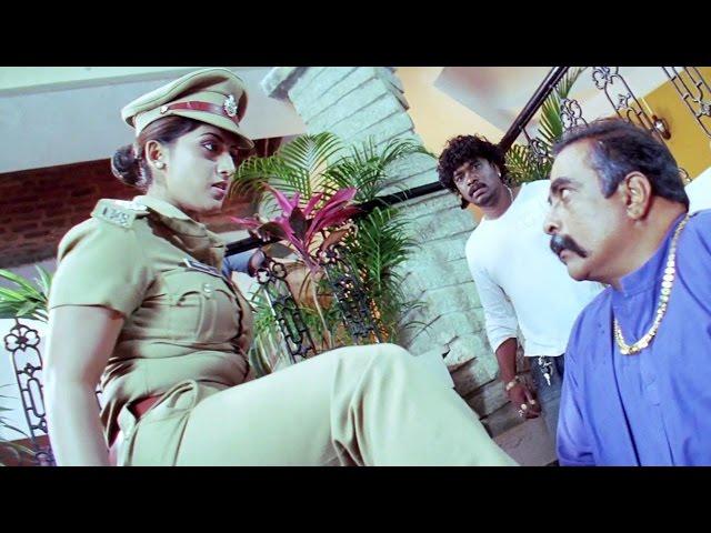 KAKKICHATTAI KANCHANA IPS | Malayalam Full Movie |  Ashok & Hanumanthe gowda | Action Thriller Movie