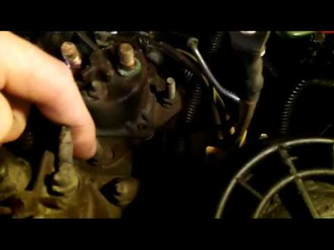 2002 Ford Super Duty Glow Plug Relay Replacement