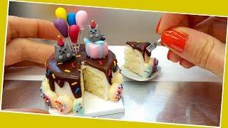 PUSHEEN cat real cake mini,but real buttercream cake/birthday cake/grumpy cat/DIY/How to make a cake