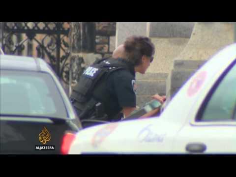 Soldier and gunman killed in Ottawa shootings