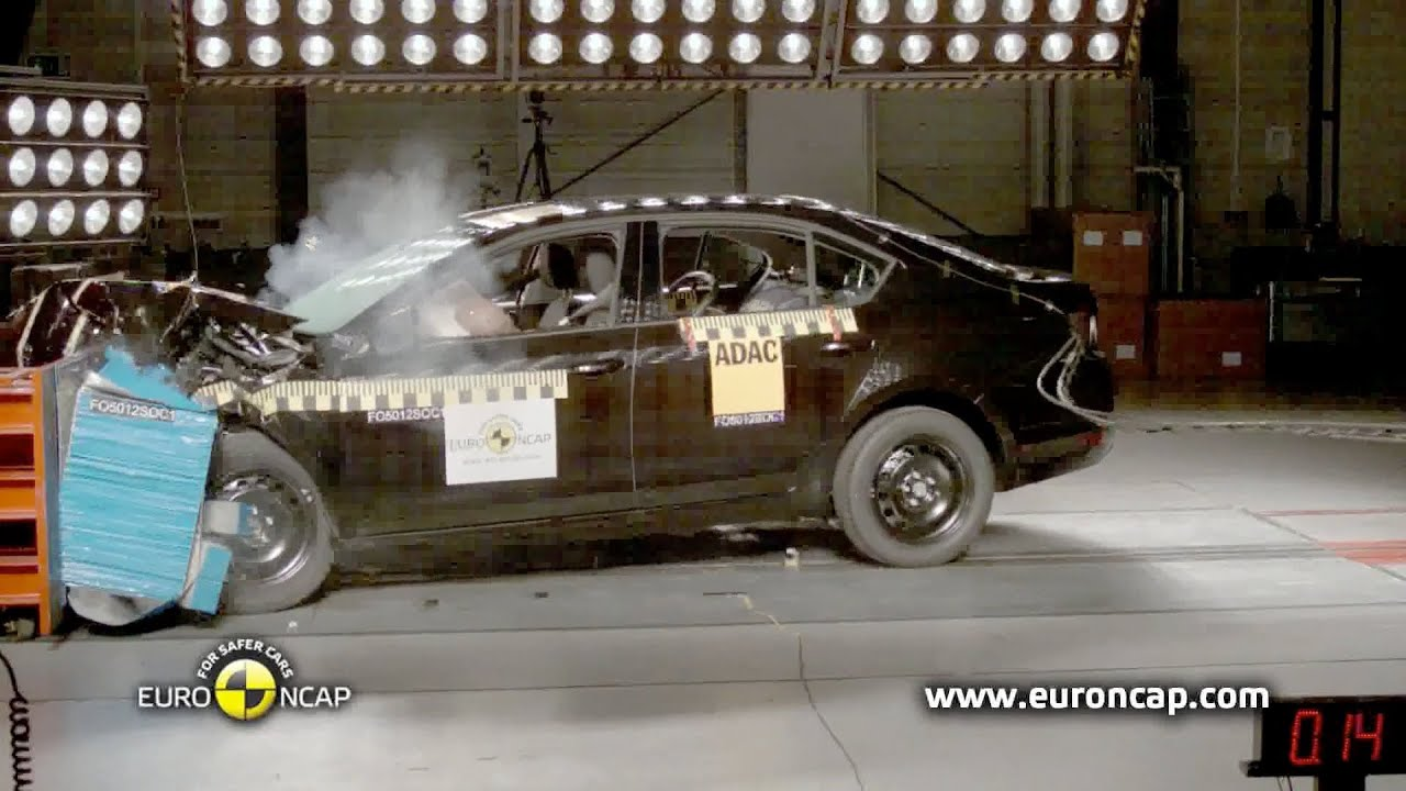 Octavia 2011 Crash Test škoda Octavia 2013 Crash Test