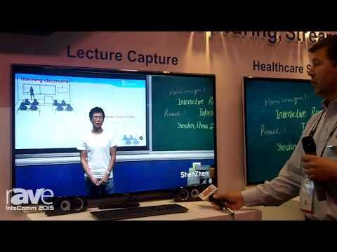 InfoComm 2015: Reach Technology Demonstrates iSmart Classroom