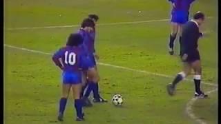 Real M - Barcelona La Liga-1983/84 2-1