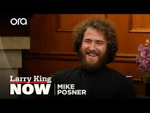 Mike Posner on his father's death, walking across America, & #Avicii
