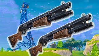 DOUBLE Pump Only Today // 8,000+ Kills // Top Fortnite Player // Fortnite Battle Royale